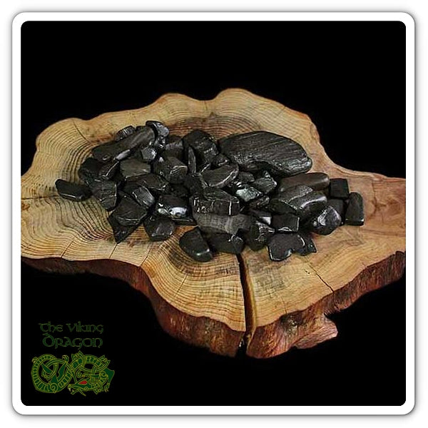 Whitby Jet As Used By The Vikings From The Viking Dragon