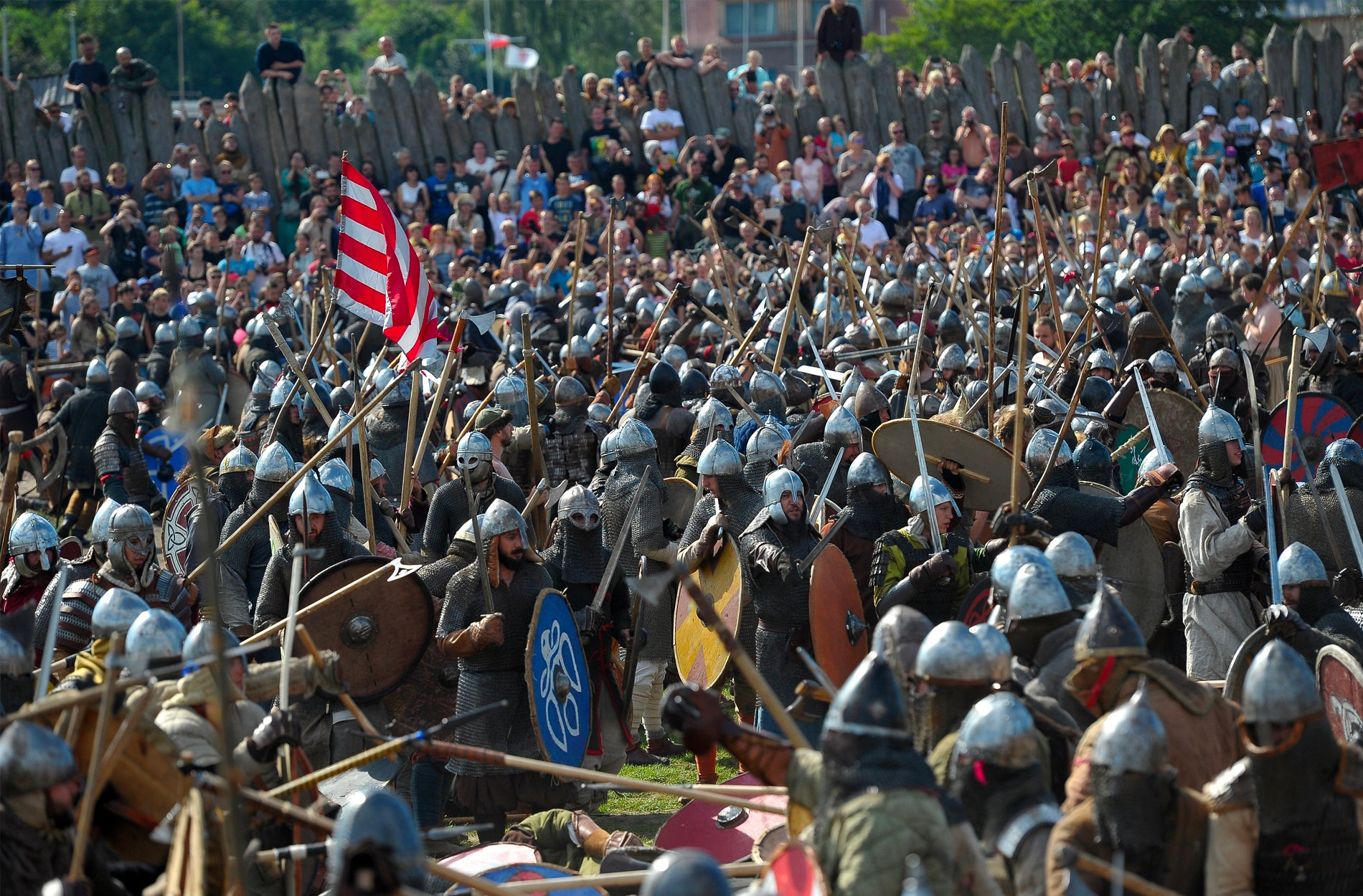Wolin Festival of Slavs and Vikings 2020 - Poland