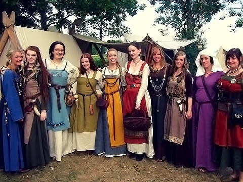 Viking Women's Clothing - Viking Costume