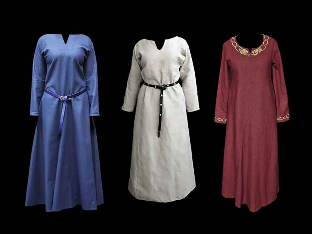 Women's Viking Dresses - Viking Costume