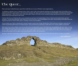 Magical Places Of Britain Book - The Quest - Viking Dragon Books