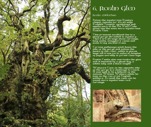 Magical Places Of Britain Book - Roslin Glen - Viking Dragon Books