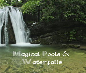 Magical Places Of Britain Book - Magical Pools & Water Falls - Viking Dragon Books
