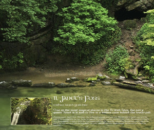 Magical Places Of Britain Book - Janet's Foss - Viking Dragon Books
