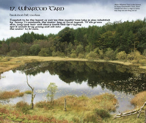 Magical Places Of Britain Book - Wharton Tarn - Viking Dragon Books