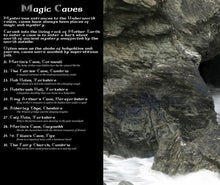 Load image into Gallery viewer, Magical Places Of Britain Book - Magic Caves List - Viking Dragon Books