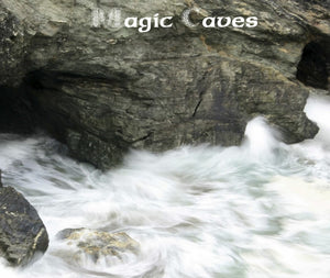 Magical Places Of Britain Book - Magic Caves - Viking Dragon Books