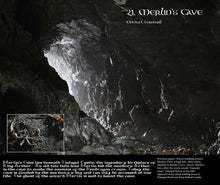 Load image into Gallery viewer, Magical Places Of Britain Book - Merlin's Cave - Viking Dragon Books