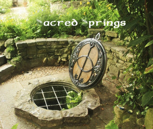 Magical Places Of Britain Book - Chalice Well - Viking Dragon Books