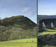 Load image into Gallery viewer, Magical Places Of Britain Book - Castle Dinas - Viking Dragon Books
