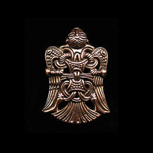 Load image into Gallery viewer, Bronze Replica Loki Viking Pendant - Viking Jewelry