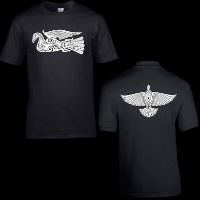 Viking Raven T-Shirt - Modern Viking Clothing