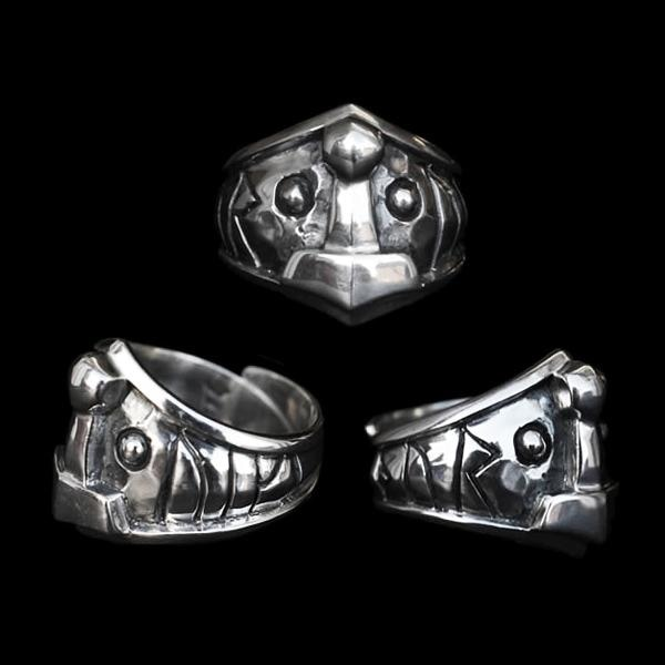 Silver Thors Protection Ring - Viking Rings