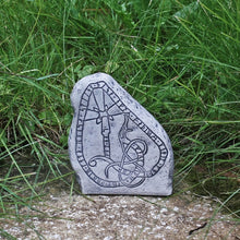 Load image into Gallery viewer, Runestone From Vilunda Uppland - Runestones