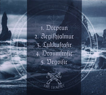 Load image into Gallery viewer, Galdrastafir CD by Mondfinsternis - Tracks - Viking Music CDs