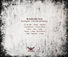 Load image into Gallery viewer, Gap Var Ginnunga Cd By Wardruna - Viking Cds