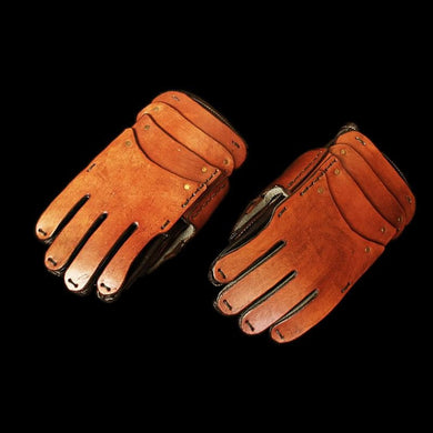 Thick Leather Gauntlets - Gauntlets & Armguards