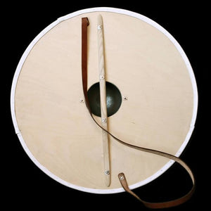 Viking Re-Enactment Shield Back with Strap - Viking Warrior Supplies