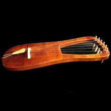 Load image into Gallery viewer, Handmade Dark Age Lyre in Mahogany Stain