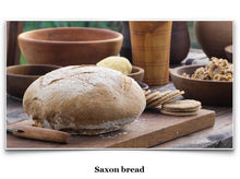 Load image into Gallery viewer, Eat Like a Viking Book - Saxon Bread