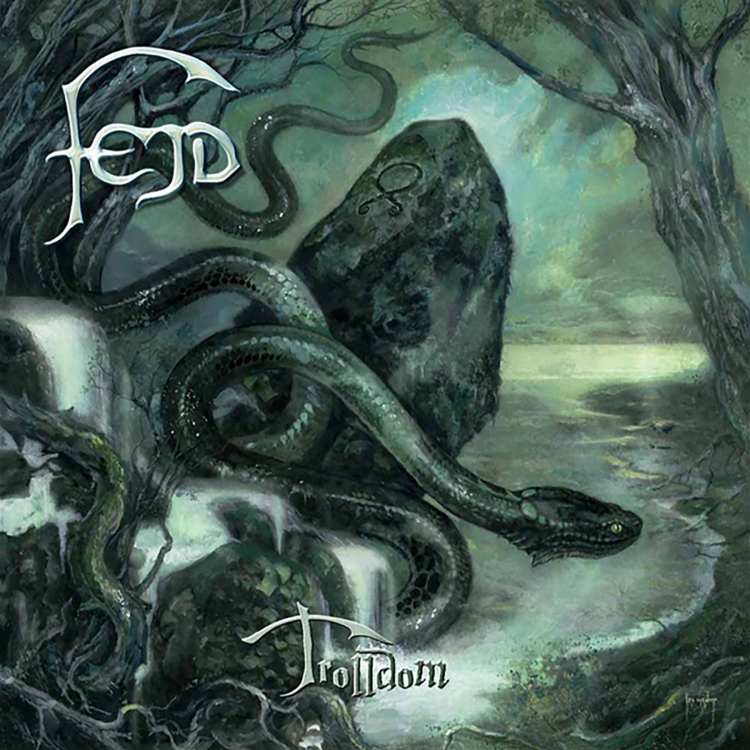 Trolldom CD By Fejd - Swedish Folk Metal