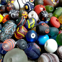 Load image into Gallery viewer, Assorted Glass Viking Beads From Birka - Viking Beads