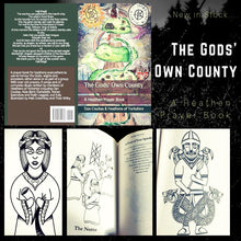 Load image into Gallery viewer, The Gods' Own County - Heathen Prayer Book by Dan Coultas