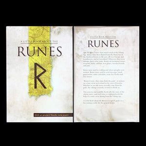 Viking Runes Book - Books