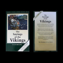 Load image into Gallery viewer, Viking Sayings Book - Books