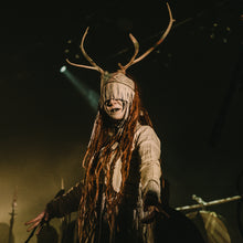 Load image into Gallery viewer, Heilung's Karolina Janikunaite Performing Live - Viking Dragon Music