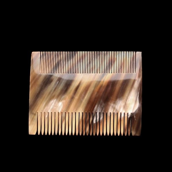 Double Sided Horn Comb - Viking Combs