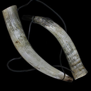 Large Viking Blowing Horn / Bugle - Bugle Horns