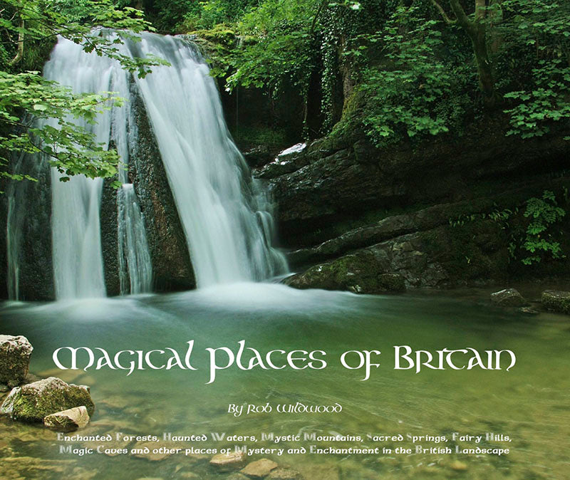 Magical Places of Britain by Rob Wildwood - Books