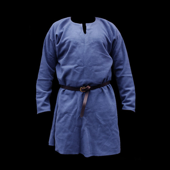 Blue Wool Viking Tunic - Viking Clothing / Costume