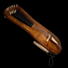 Load image into Gallery viewer, Handmade Dark Age Lyre Replica - Viking Instruments