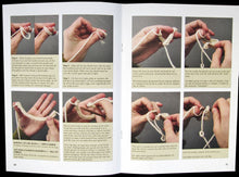 Load image into Gallery viewer, Nailbinding Instruction Book Inside - Viking Craft & Design Books