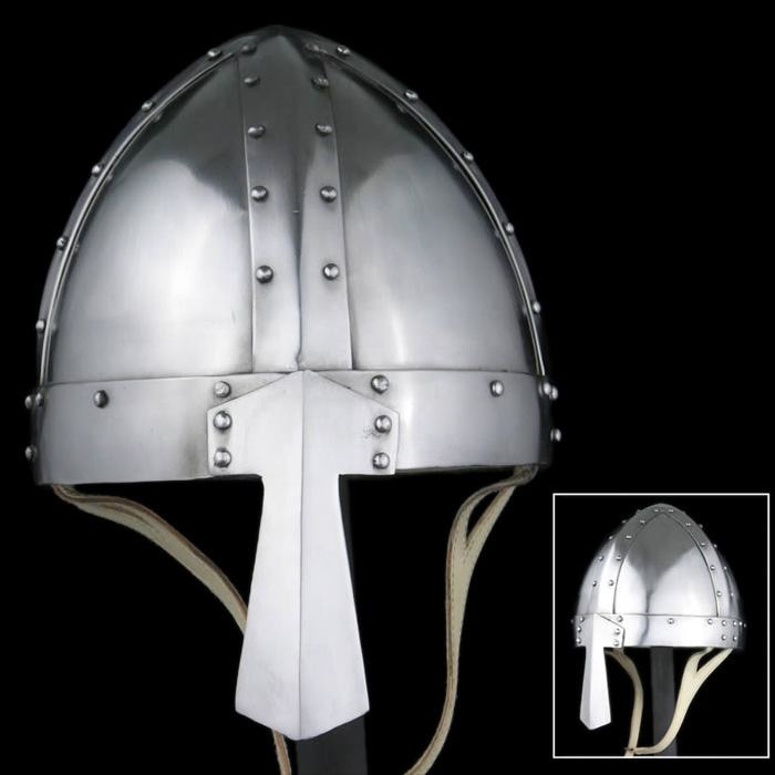 Spangenhelm with Wide Nasal