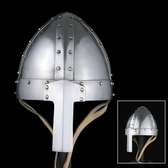 Spangenhelm with Narrow Nasal
