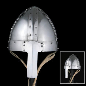 Spangenhelm With Narrow Nasal - Helmets