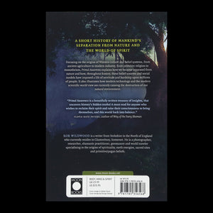 Primal Awareness Book by Rob Wildwood - Back Cover - Viking Dragon Books