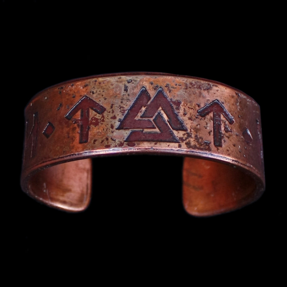 Viking Warrior Copper Arm Ring
