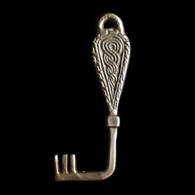 Bronze Viking Casket Key - Viking Keys