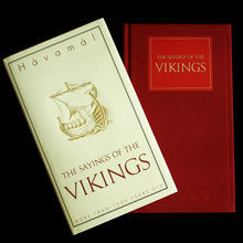 Load image into Gallery viewer, The Sayings of the Vikings Book - Hardback Version - Viking Books