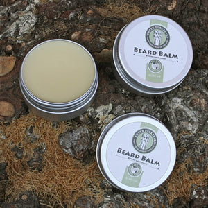 British Gentleman Beard Balm 30 ml / 1 oz Tin - Modern Viking Grooming Accessories
