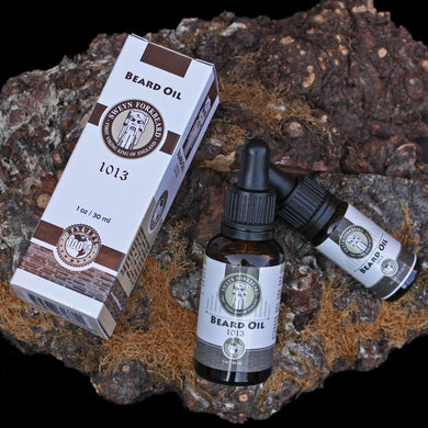 Viking Beard OIl - 1013 in 2 Sizes - Modern Viking Accessories