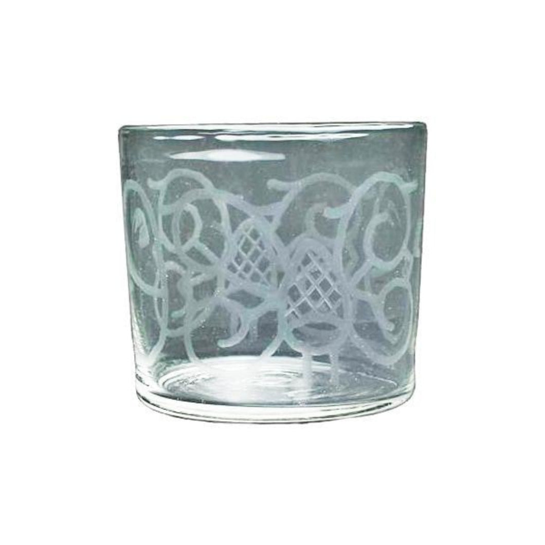 Dark Age Persian Glass Tumbler - Viking & Medieval Glasses