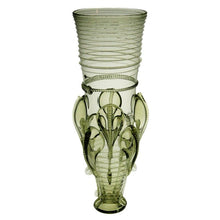 Load image into Gallery viewer, Large Glass Viking Claw Beaker - Viking & Medieval Glasses