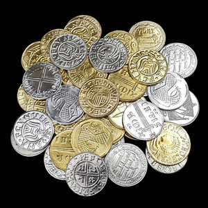 Large Assorted Replica Viking Coins - Viking Coins
