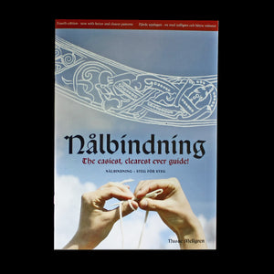 Nailbinding Instruction Book - Viking Craft & Design Books