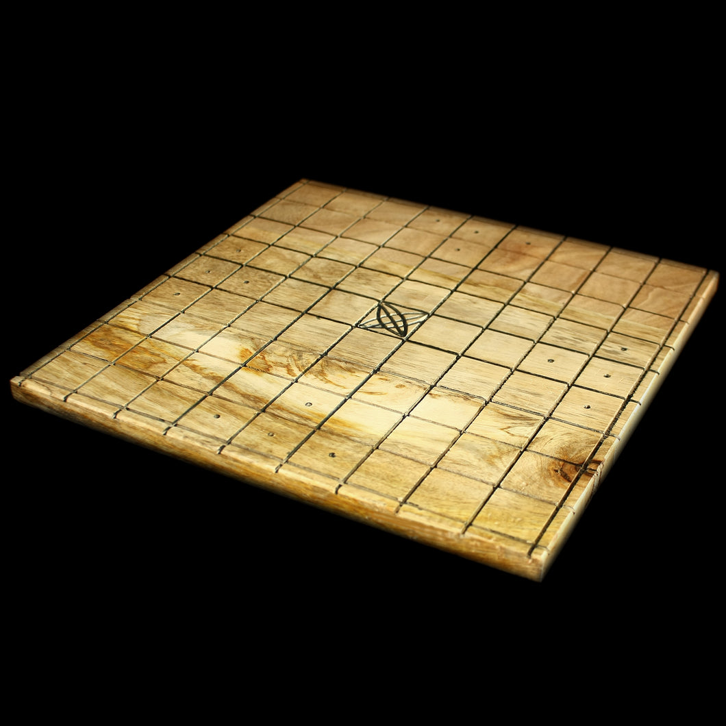 Authentic Viking Hnefatafl Game Wooden Board - Viking Games